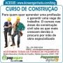 Curso de Construção Civil Completo Passo a Passo em DVD