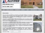 Aberturas de aluminio | Entregas en Tigre | Aberturas de alta prestación | ALUVIHER