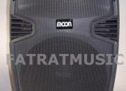Bafle potenciado con USB, tarjeta SD y mixer GBR: FATRAT MUSIC
