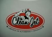 LIMPIEZA DE TAPIZADOS CLEAN-JET