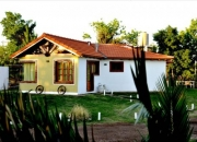 Alquilo cabañas en San Rafael SANGIOVESE CLUB HOUSE