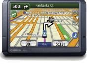 Garmin NUVI 205W  Gps Garmin Nuvi 205w - Memoria 2gb + Accesorios + Mapas