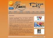Servicio de Pizza Party | Pizza Party Boom | At en Castelar
