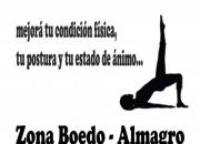 CLASES DE PILATES ZONA BOEDO-ALMAGRO