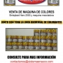 LIQUIDAMOS MAQUINA DE COLORES SINTEPLAST