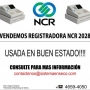 VENTA DE MAQUINA REGISTRADORA NCR 2028