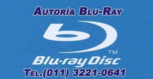 Autoria blu ray