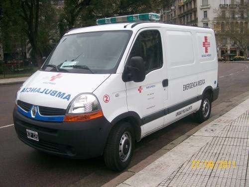 Ambulancias para traslados y eventos