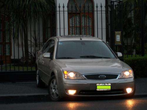 Ford mondeo guia
