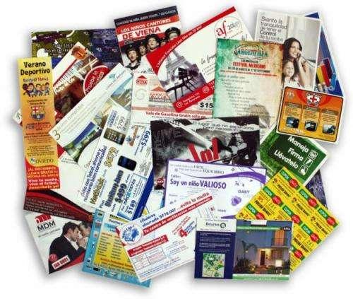A la mano promociones - volanteras promotoras diseño grafico y web