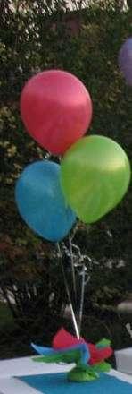 Decoracion con globos pimpo decoglobos