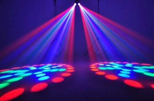 Alquiler luces, proyectores, leds, lasers, humo y humo bajo para fiestas, eventos