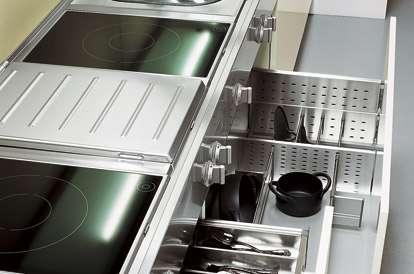 Amoblamientos de cocinas y vestidores laqueados y mdf