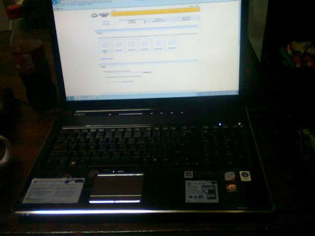 Notebook hp pavilion dv7-2173cl impecable