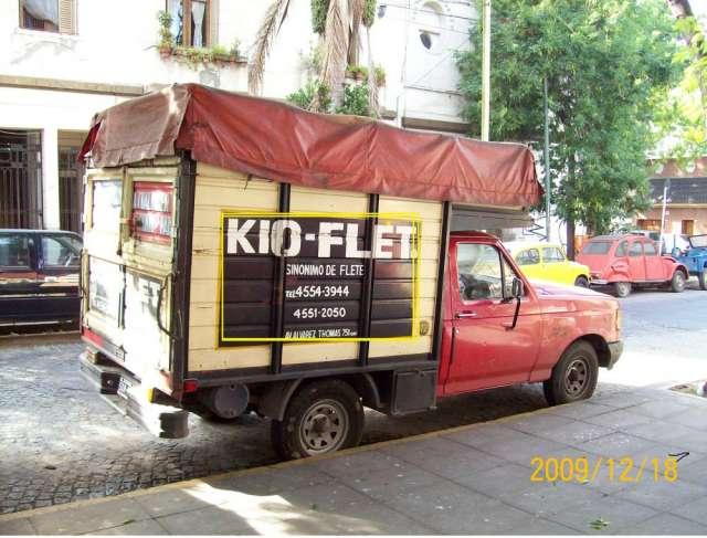 Agencia de fletes kioflet colegiales fletes y mudanzas 1554203582