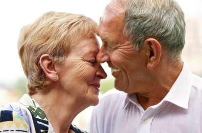 Cuidado de personas mayores con retiro