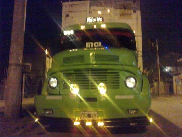 Transporte mgl (camion con chofer incluido)