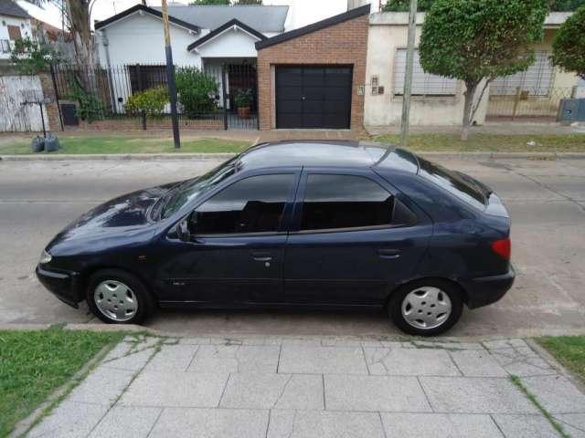 Citroën xsara 1.8 16v 1999 azul 226000 km