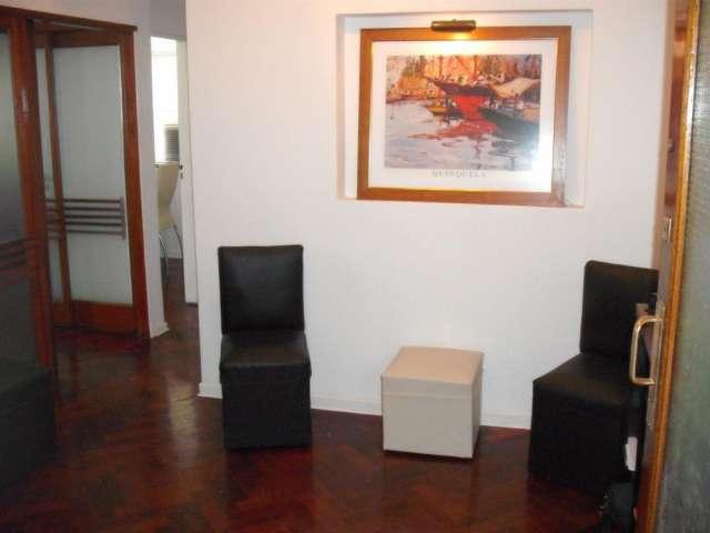 Alquiler temporario de despachos y sala de reuniones apto profesional