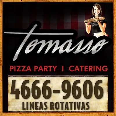 Tomasso pizza party & catering y eventos