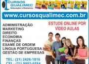 Cursos Online Profissionalizantes Concursos e Cursos Qualimec