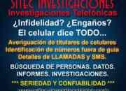 Consigo detalles de llamadas de celulares y fijos en ARGENTINA