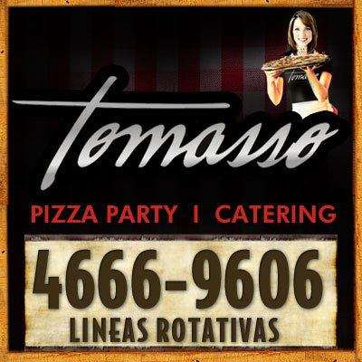 Tomasso pizza party & catering eventos
