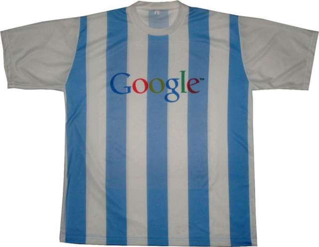 Camisetas, shorts, medias, accesorios, publicitarias