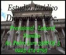 Estudio juridico mar del plata abogados, jubilaciones, pensiones por invalidez y viudez, anses,