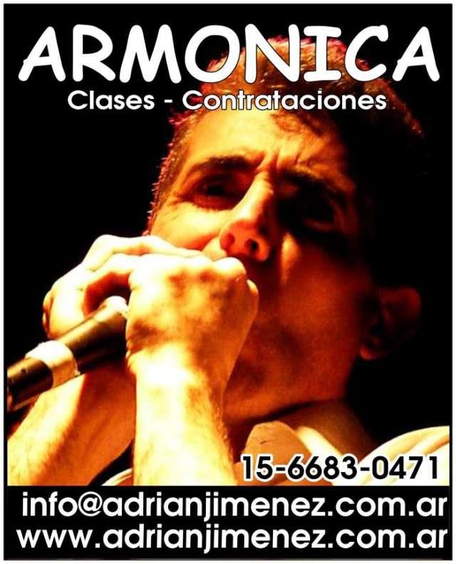 ****armonica clases ****