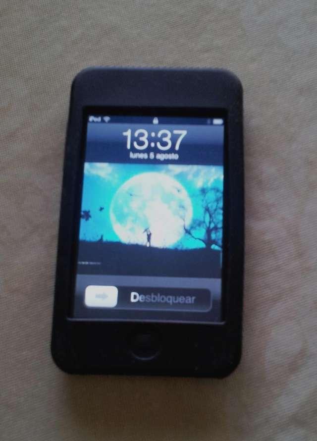Vendo urgente ipod touch