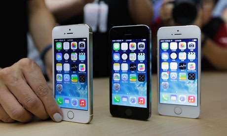 Apple iphone 5s / apple iphone 5c 64gb @ 350 euros