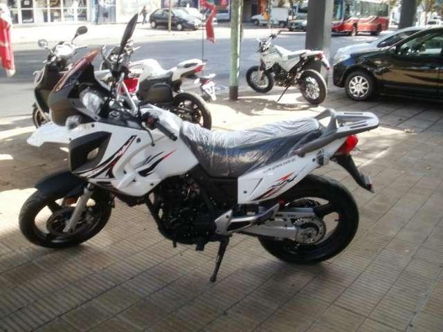 Gilera smx 400 touring 0km 2014 ezemic motos ag. oficial