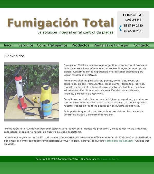 Fumigaciones y control de plagas urgencias en flores capital federal