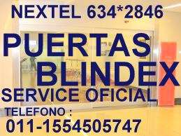 Service blindex te: 1554505747 ventas - reposiciones - urgencias yaa¡¡ hoy