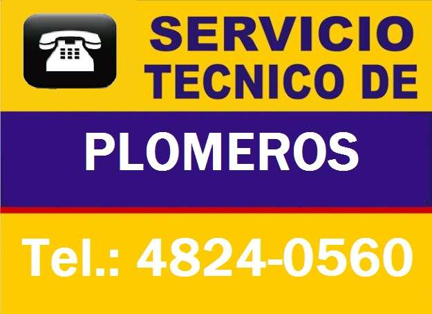 Plomero 4264-9441 wilde zona sur