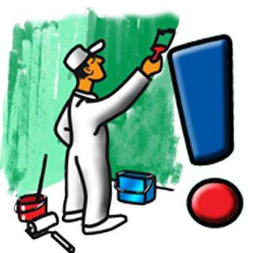 Trabajos de pintura en casas, departamentos, ph, oficinas