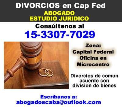 Divorcio abogados zona villa crespo - contacte [15-3307-7029]
