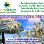 Rezagos y Residuos Industriales venta compra zona Malvinas Argentinas Celular 15 4928-5301
