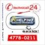Servicio Técnico de Computadoras a Domicilio en Capital Federal 4778-0211