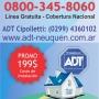 ADT 0800-345-8060 Cipolletti