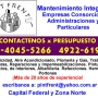 Albañileria, revoques, revestimientos San Nicolas Presupuestos al (15-4045-5266)