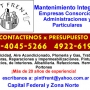Electricidad domiciliaria y trifasica bombas de agua zona Almagro Llame [1540455266]