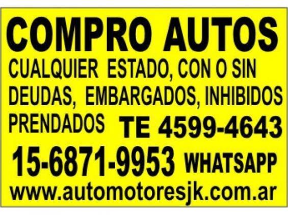 Compro autos usados de todas las marcas y modelos en cualquier estado. incendiados, chocad