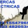 CERCOS ELECTRICOS DE ALTA SEGURIDAD