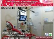 Extracciones urgencias  villa luro turnos 15-37390715