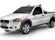 Vendo plan de Fiat Strada 1.4 CS Working con 31 cuotas pagas al mes de diciembre