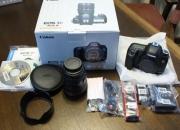 Canon EOS 5D 12,8 MP Cámara SLR digital (sólo el cuerpo) = 11.863 Peso argentino