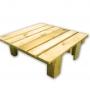 Mesas en palet - Variedad de diseño y tamaños