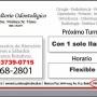 Odontólogo  en Caseros Solicite turno (15-37390715)
